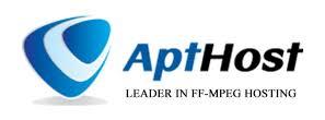 Apthost logo